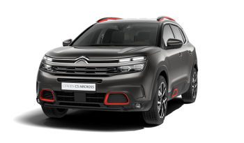 CITROËN C5 AIRCROSS SHINE BlueHDi 130 full