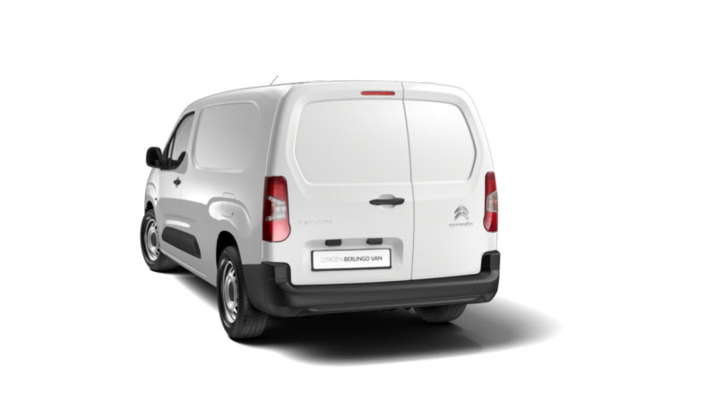 CITROËN BERLINGO VAN CLUB XL 1.5 HDi 100 E6.2 full