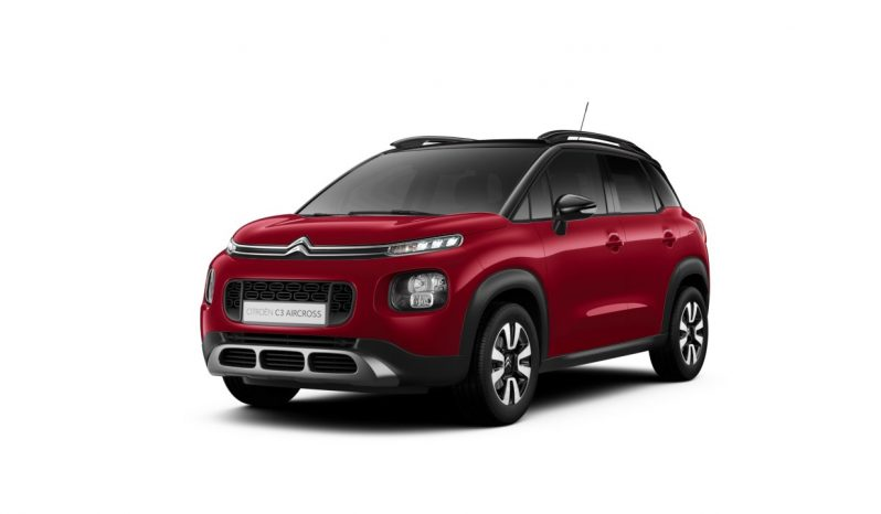 CITROËN C3 AIRCROSS Shine 1.2 PureTech 110 full