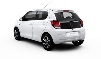 CITROËN C1 SHINE 1.0 VTi 72 BVM full