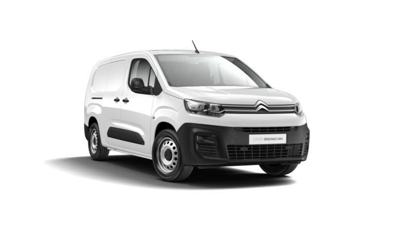 CITROËN BERLINGO VAN Club M 1.5 BlueHDi 100 full